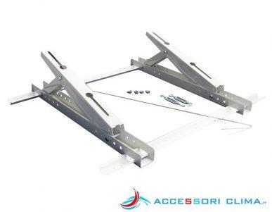 Staffe per condizionatori a tetto